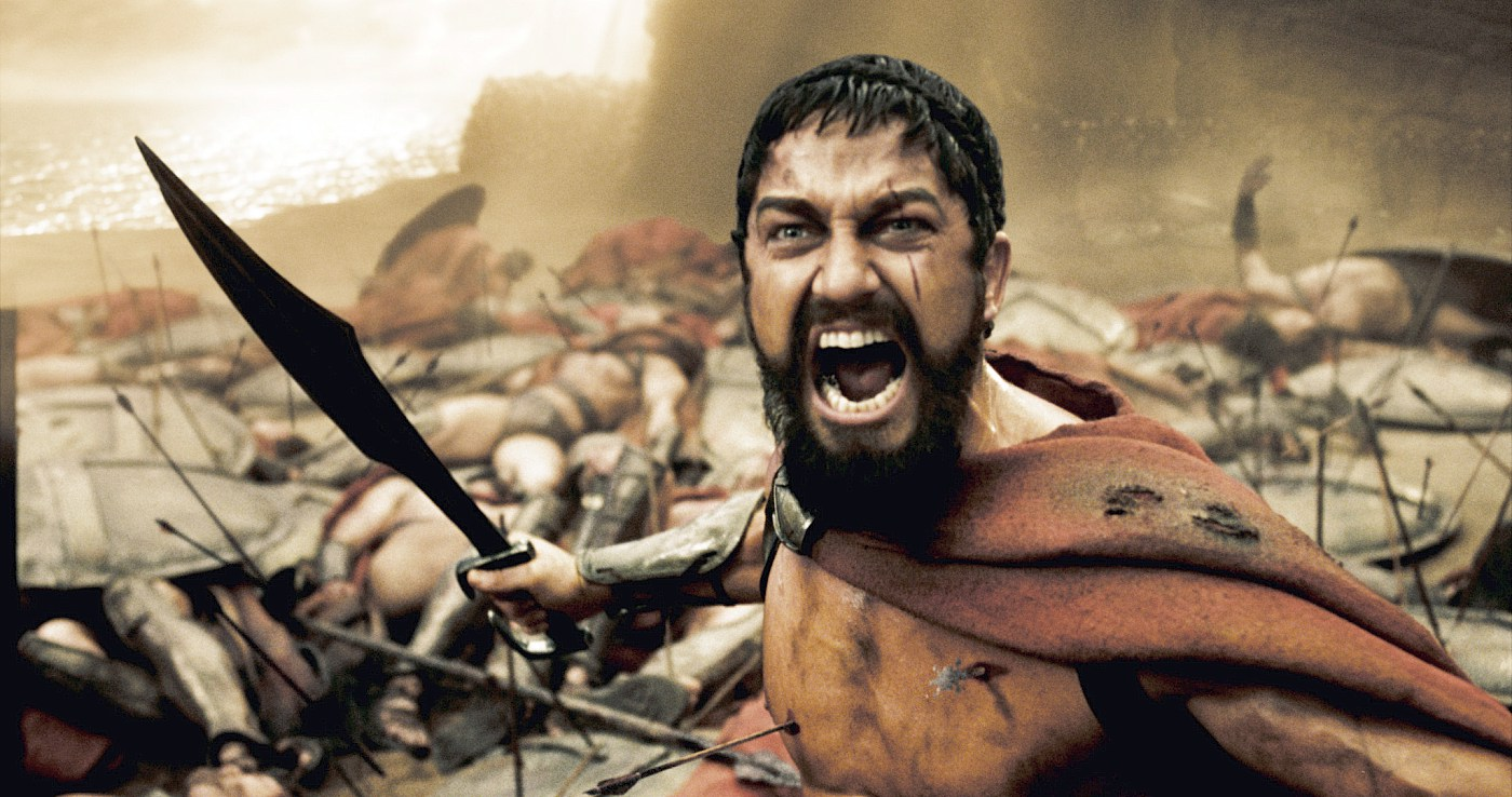 300 hundred the movie