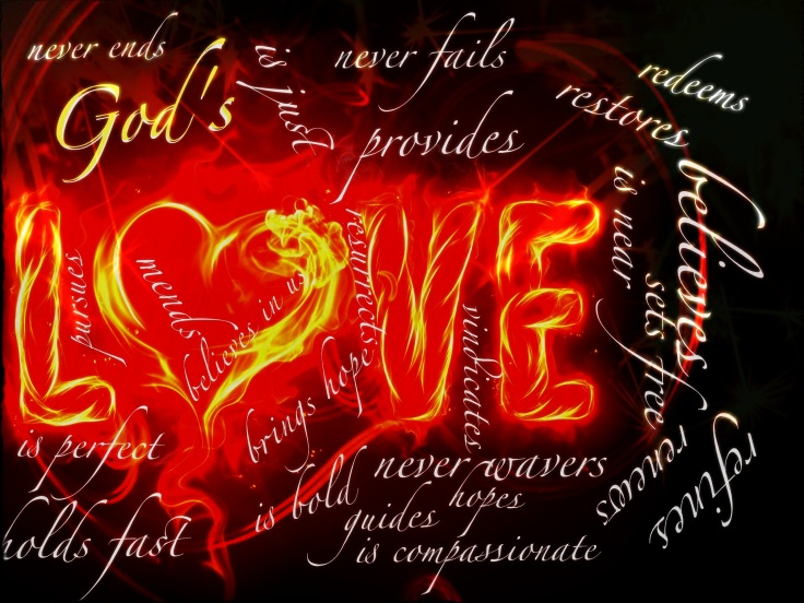 'Attributes of God's Love'