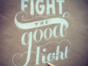 fight_dribbble