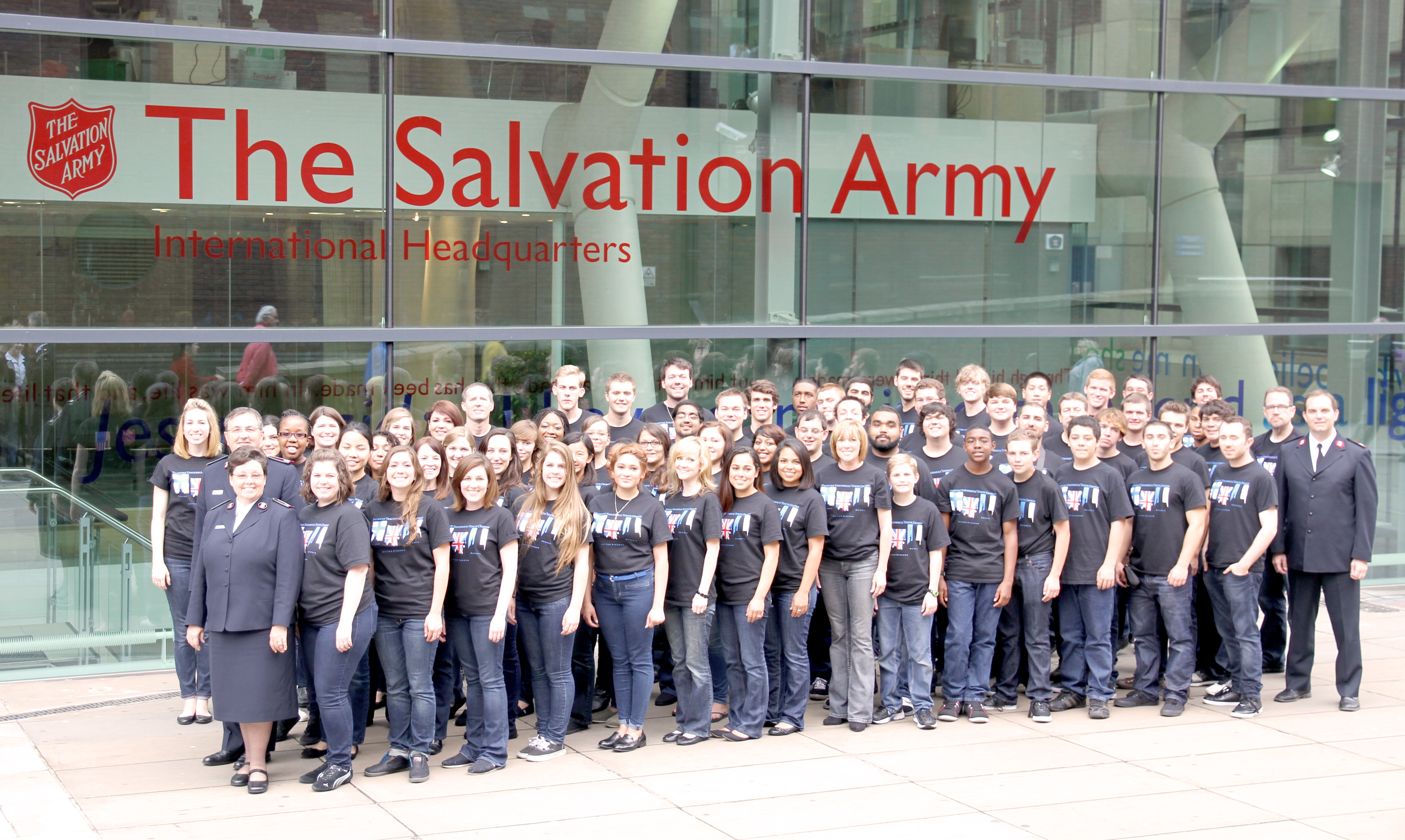 home the salvation army - HD 3543×2119