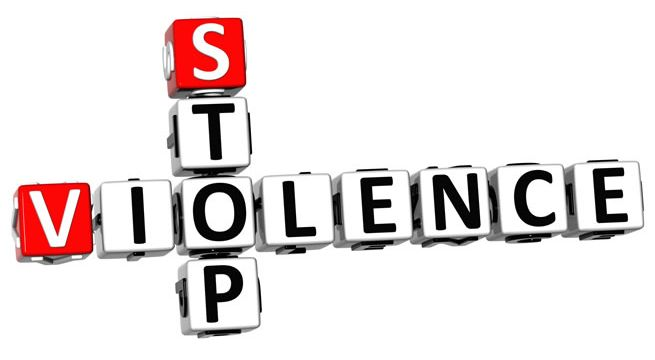 violence should not be tolerated in any kind of sports It implies the total avoidance of harming of any kind of living creatures not only by deeds,  the precept of non-injury and non-violence to the rational ones.