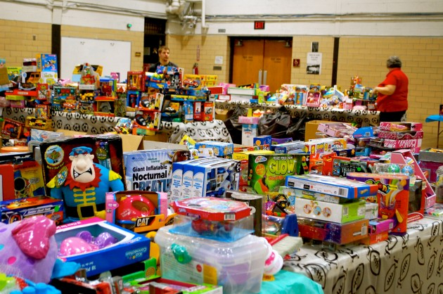 Dear Salvation Army, Expressions of Christmas Distribution ...