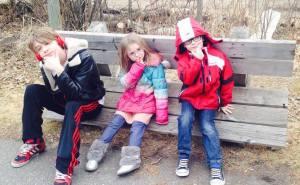 My kids: