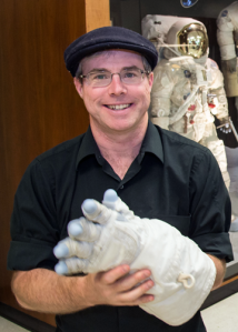Author Andy Weir