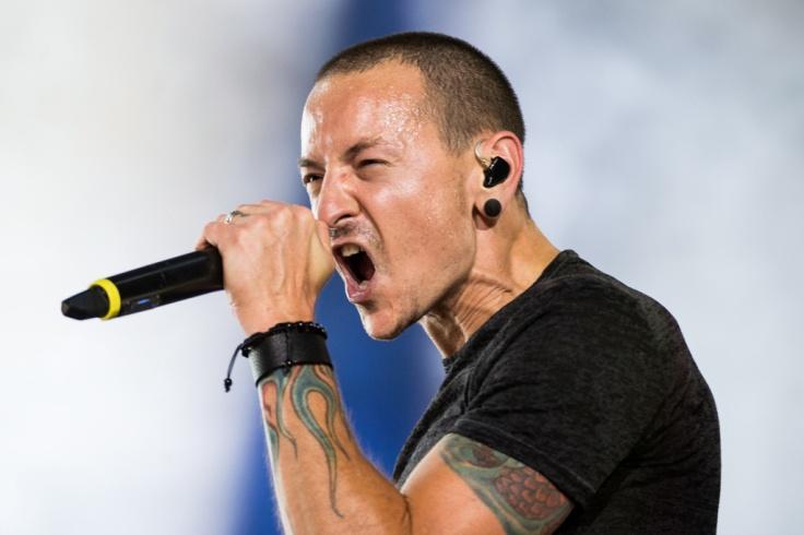 Linkin Park concert